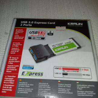 express card usb 3
